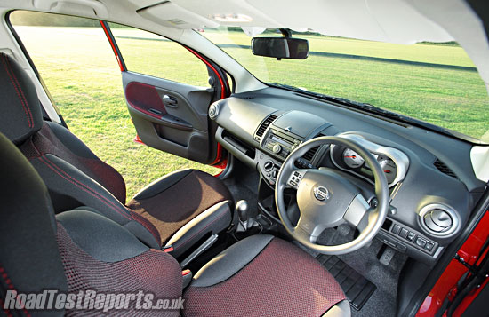 nissan note 1.6 acenta #0