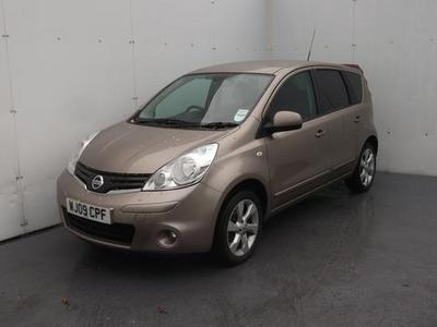 nissan note 1.6 acenta #5