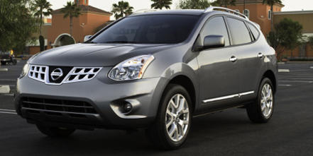 nissan rogue s awd-pic. 2