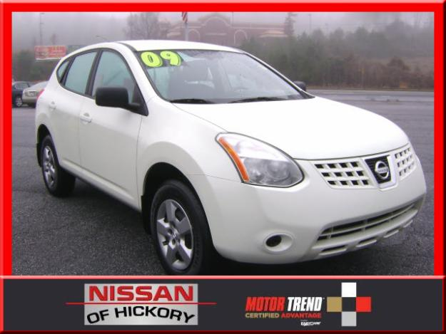 nissan rogue s awd-pic. 3