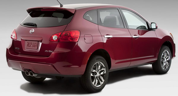 nissan rogue s krom edition-pic. 3