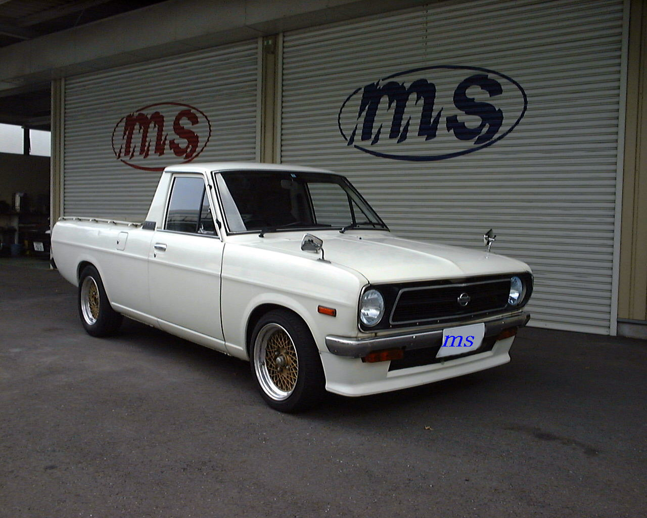 Nissan Sunny Truck Photos And Comments Www Picautos Com
