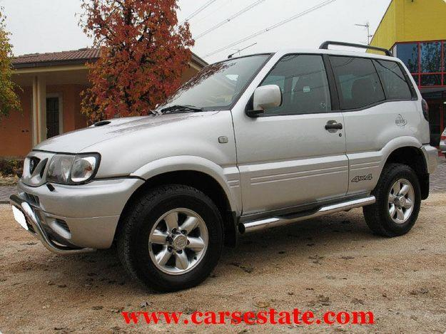 nissan terrano ii 2 7 tdi photos and comments www. Black Bedroom Furniture Sets. Home Design Ideas
