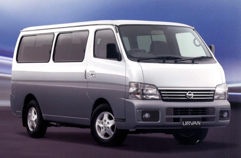 nissan urvan king
