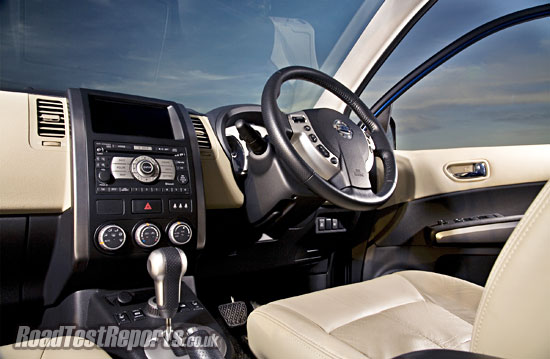 nissan x-trail 2.0 at #0