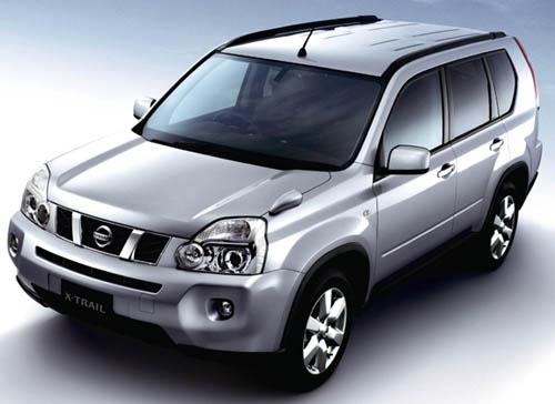 nissan x-trail 2.0 at #1