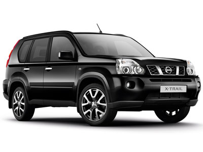 nissan x-trail 2.0 at #2