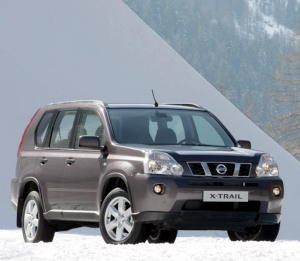 nissan x-trail 2.0 at #3