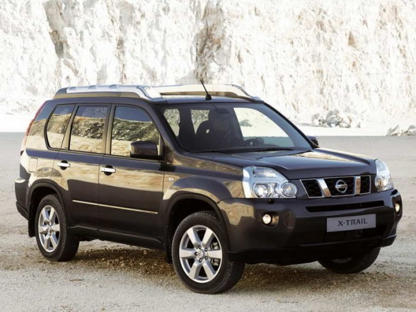 nissan x-trail 2.0 at #5