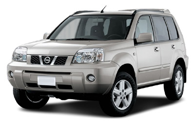 nissan x-trail 2.0 at #6