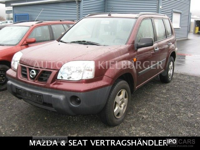 nissan x trail 2 2 dci 4x4 comfort photos and comments. Black Bedroom Furniture Sets. Home Design Ideas