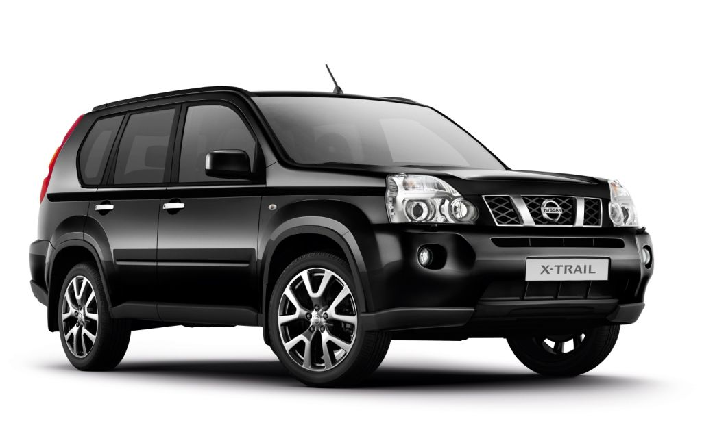 nissan x trail 2 5 4x4 photos and comments. Black Bedroom Furniture Sets. Home Design Ideas