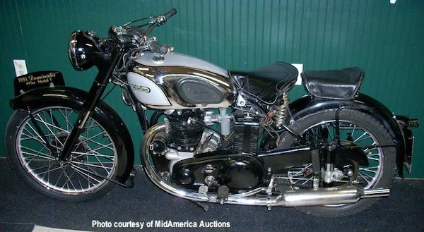 norton model 7 dominator
