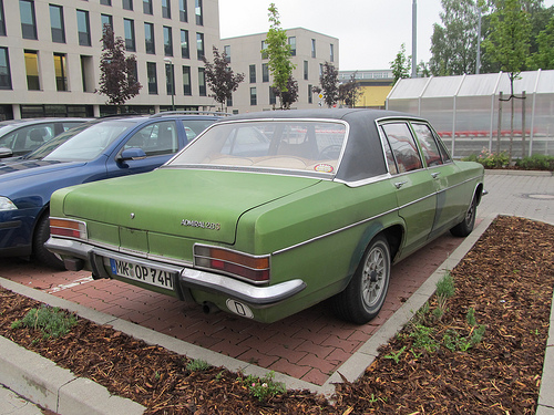 opel admiral 2.8 s-pic. 2