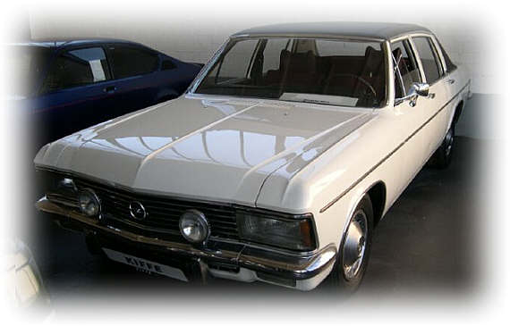 opel admiral 2.8 s-pic. 3