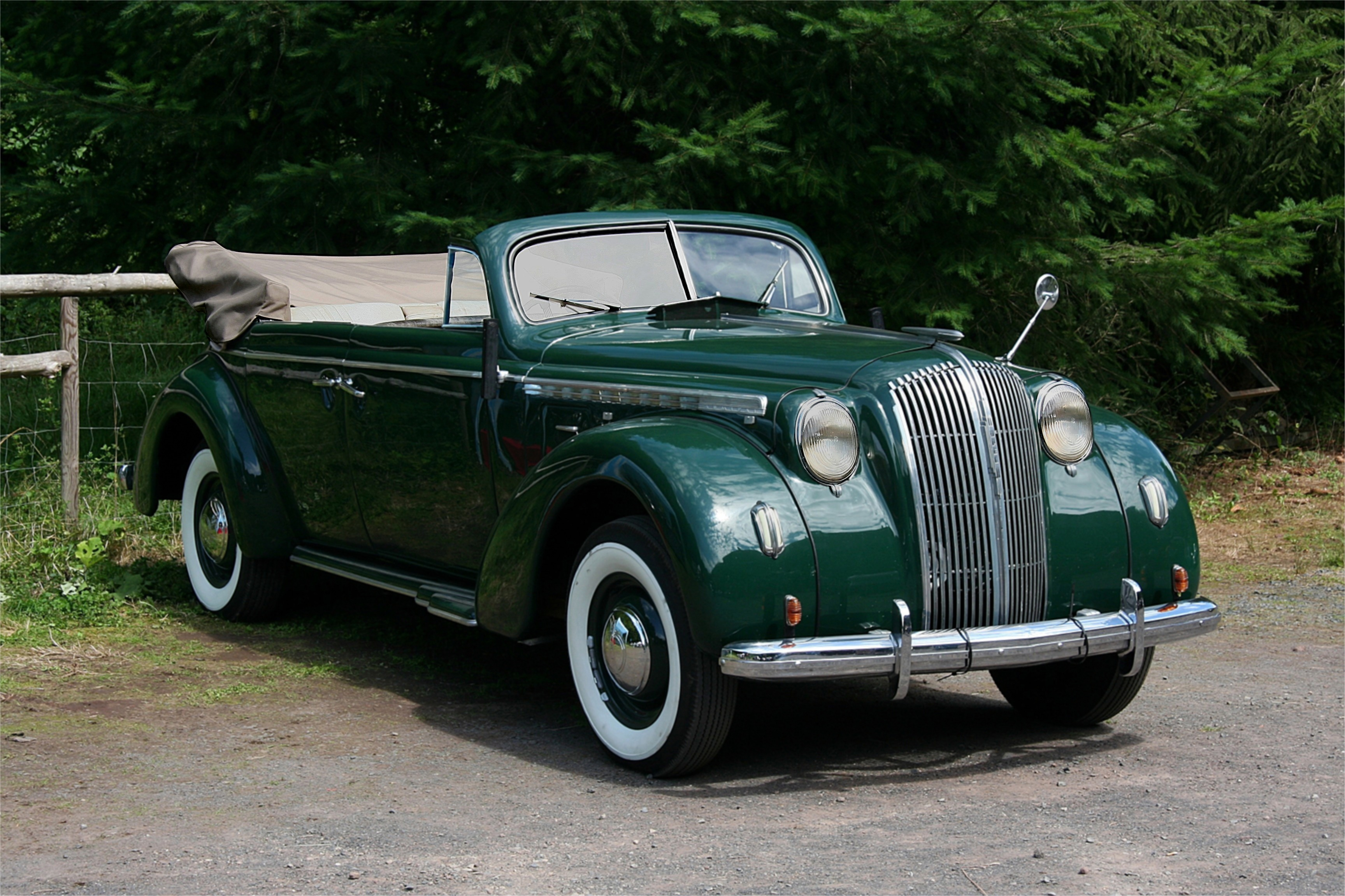 opel admiral cabriolet-pic. 1
