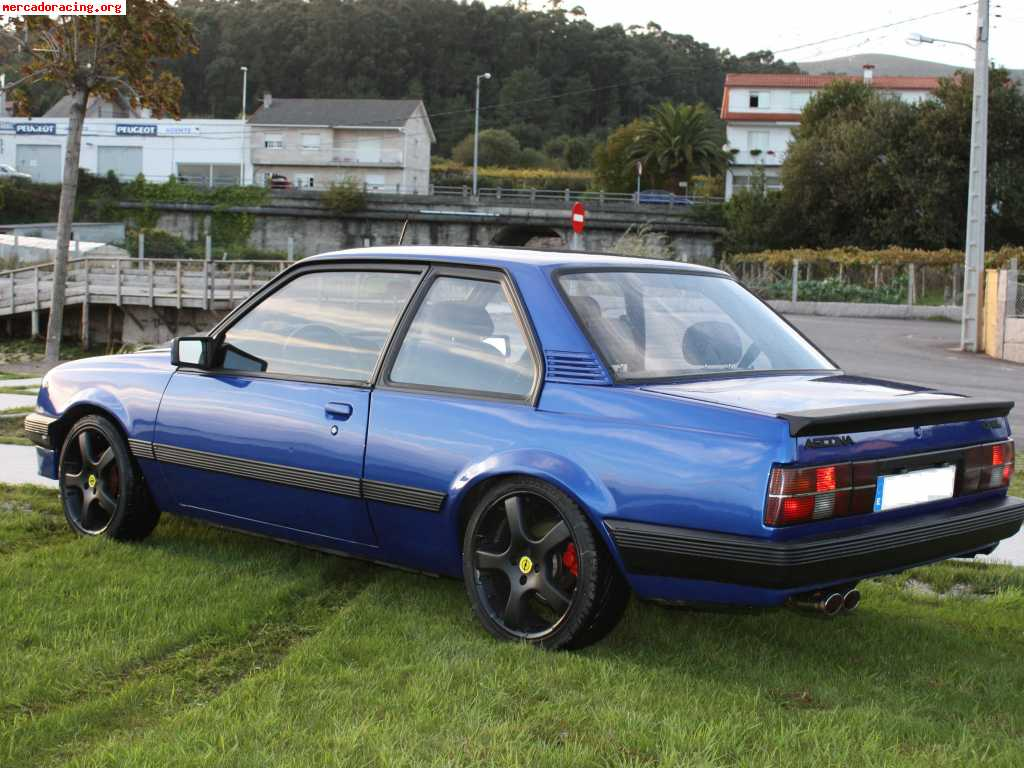 opel ascona 1 8 i photos and comments. Black Bedroom Furniture Sets. Home Design Ideas
