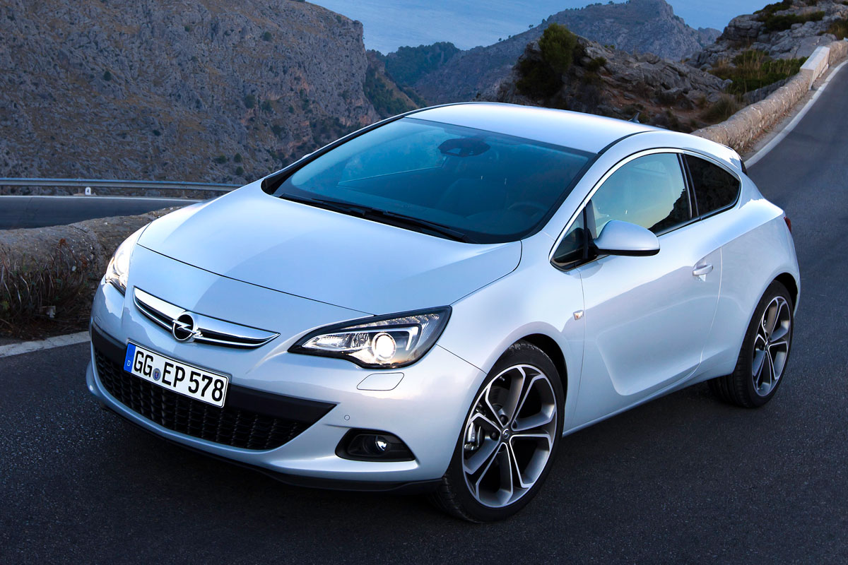 opel astra gtc 1 4 photos and comments. Black Bedroom Furniture Sets. Home Design Ideas