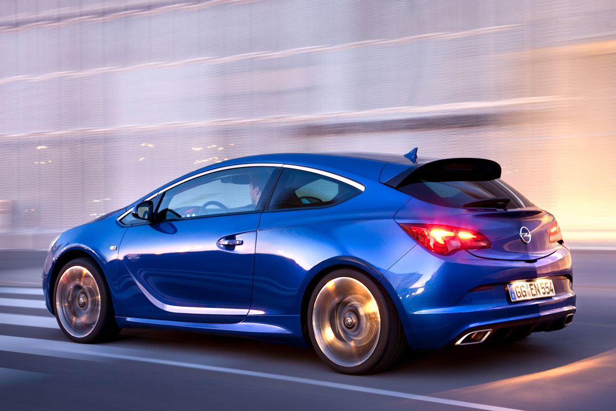 opel astra gtc 2 0 turbo opc photos and comments. Black Bedroom Furniture Sets. Home Design Ideas