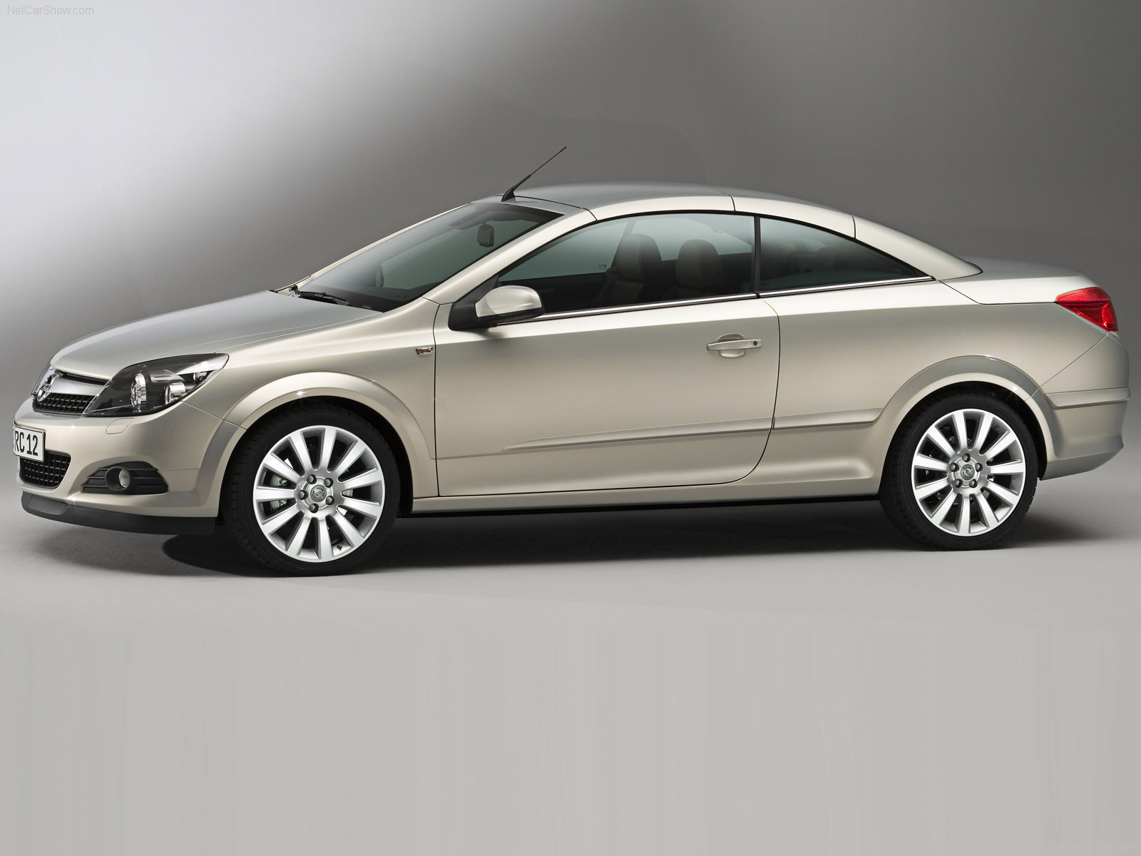 opel astra twin top #3
