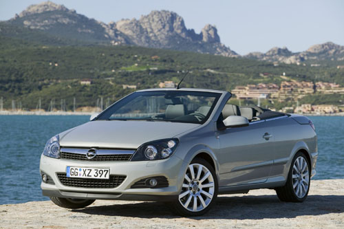 opel astra twin top #5