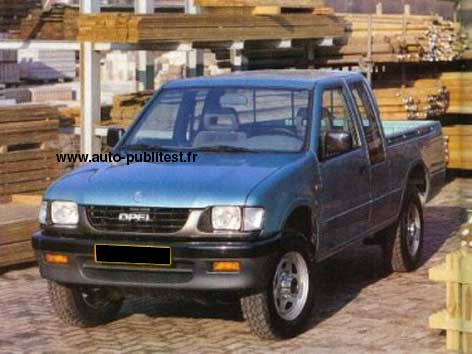 opel campo 2.3-pic. 1