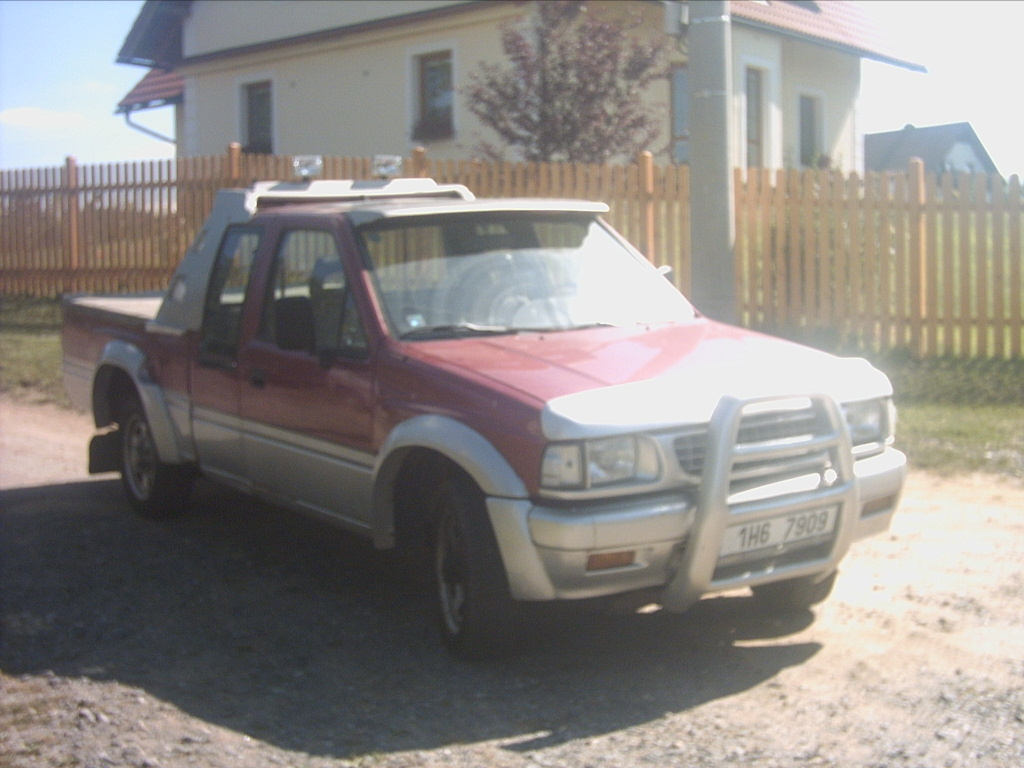 opel campo 2.3-pic. 3