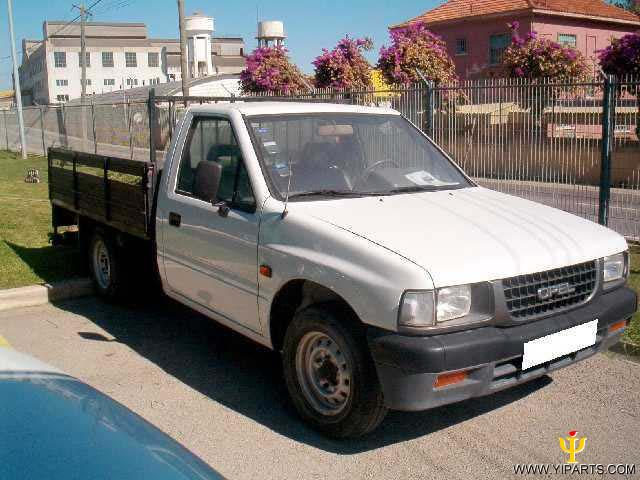 opel campo 2.5 d-pic. 2