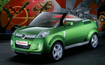 opel frogster #0