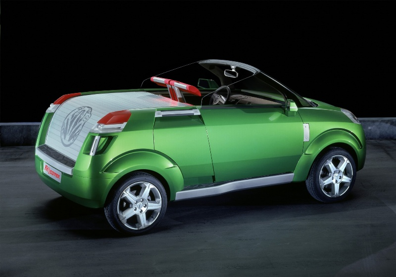 opel frogster #1