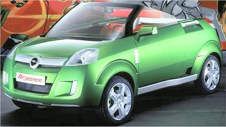 opel frogster #3