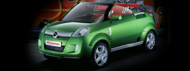 opel frogster #7