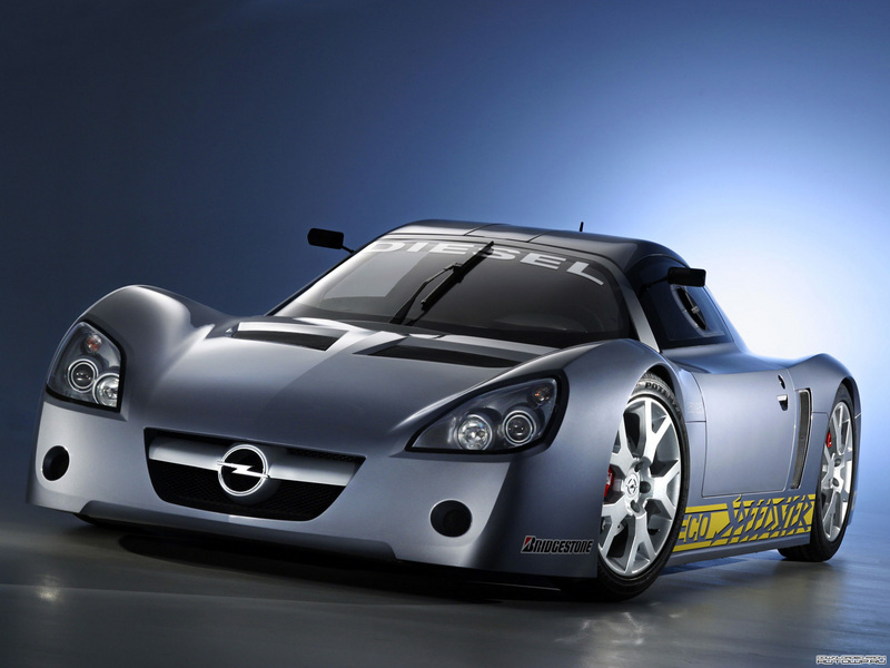 opel frogster #8