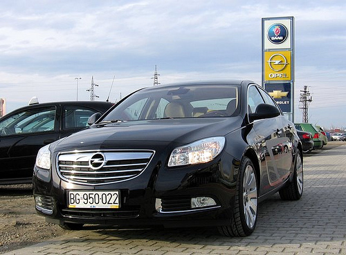 opel insignia 2 0 cdti photos and comments. Black Bedroom Furniture Sets. Home Design Ideas