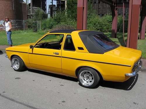 opel kadett c aero photos and comments. Black Bedroom Furniture Sets. Home Design Ideas