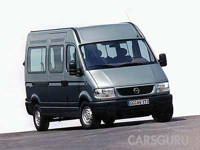 opel movano 2.5 d-pic. 1