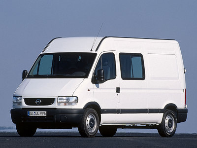 opel movano 2.5 d-pic. 2