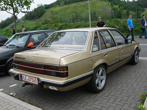 opel senator photos and comments. Black Bedroom Furniture Sets. Home Design Ideas