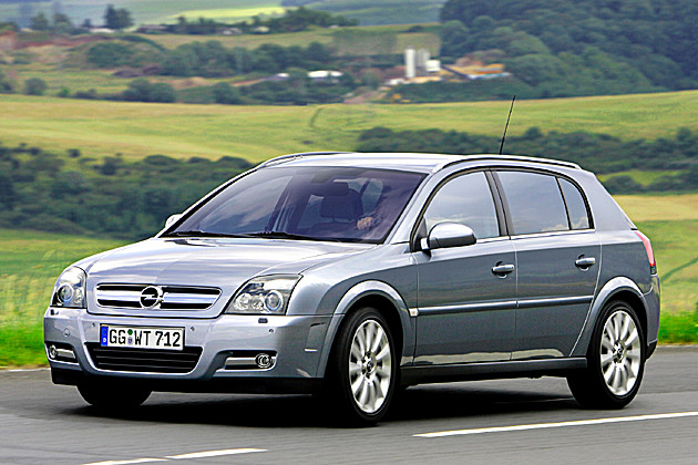 6363 Opel Signum 22 Direct on daewoo lanos review