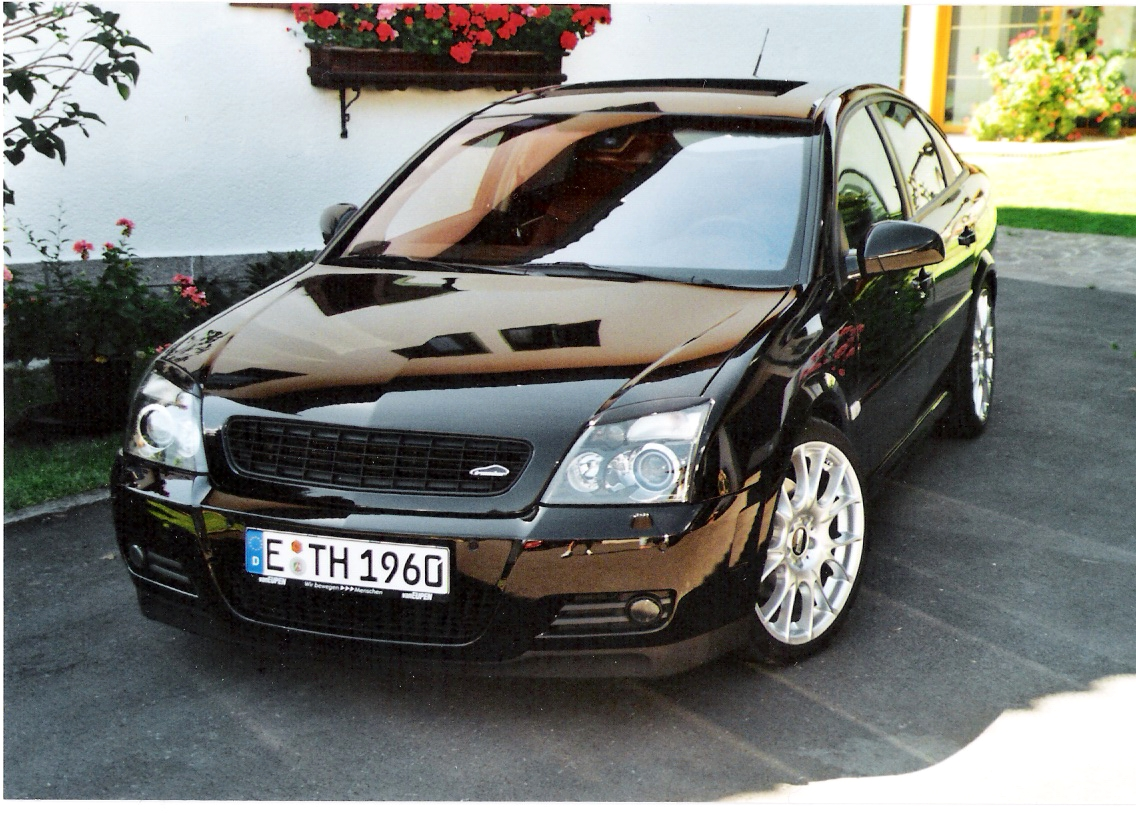 opel vectra gts 3 2 v6 photos and comments. Black Bedroom Furniture Sets. Home Design Ideas