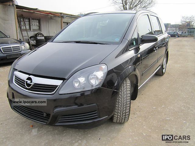 opel zafira 2 0 turbo photos and comments. Black Bedroom Furniture Sets. Home Design Ideas