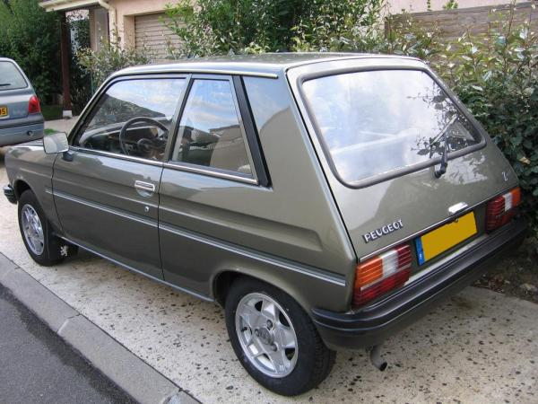 peugeot 104 style z-pic. 1