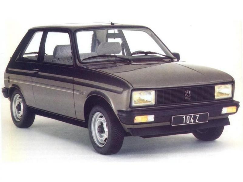 peugeot 104 style z-pic. 2