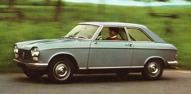 peugeot 204 coupe-pic. 2