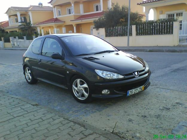 peugeot 206 1 6 hdi photos and comments