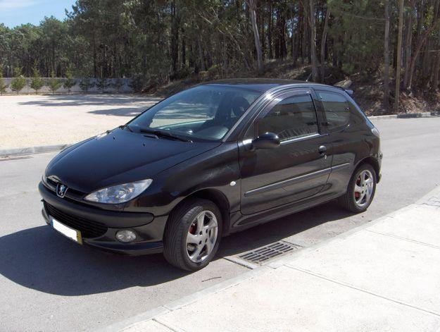 peugeot 206 2 0 hdi photos and comments