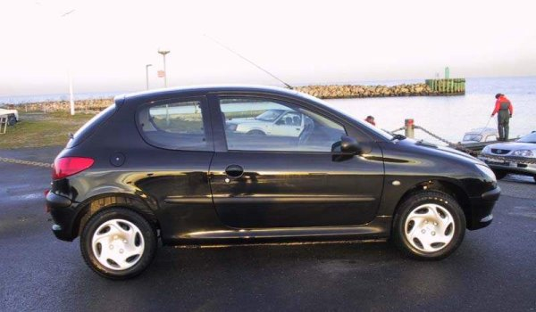 peugeot 206 hdi photos and comments. Black Bedroom Furniture Sets. Home Design Ideas