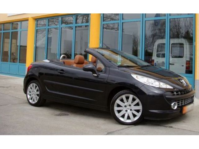 peugeot 207 cc 150 thp photos and comments. Black Bedroom Furniture Sets. Home Design Ideas