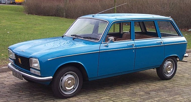peugeot 304 break-pic. 1
