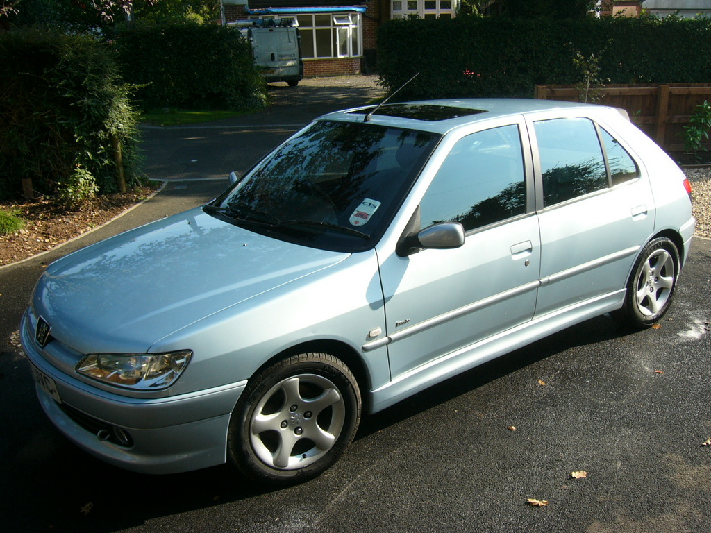 peugeot 306 2 0 hdi 90 photos and comments